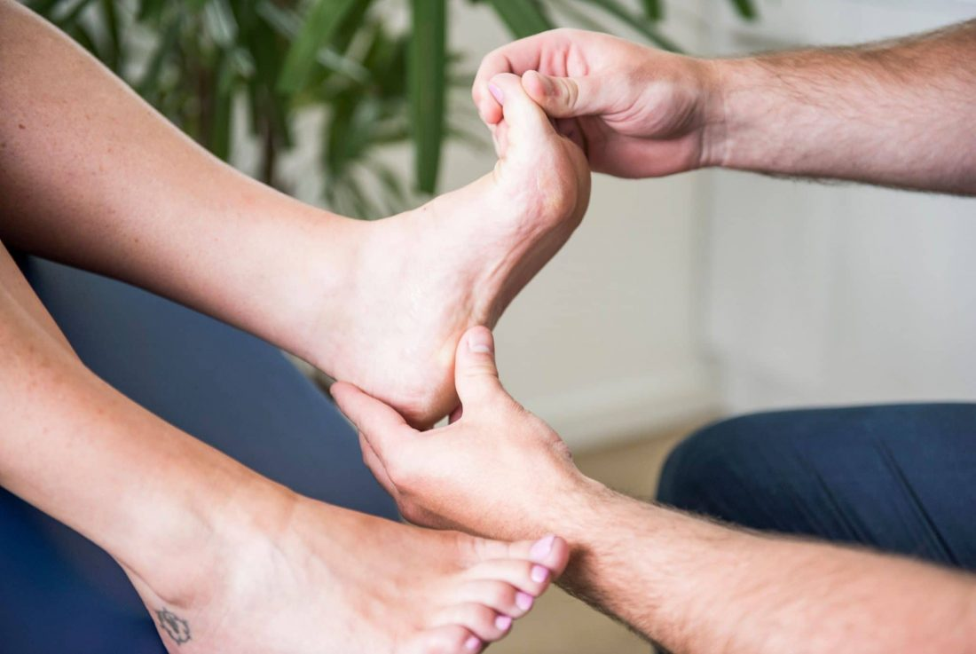How To Prevent Ankle Re-Injury